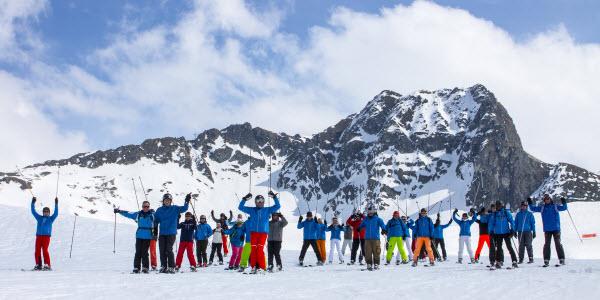 Sunweb - Wintersport groepsreizen - WinterBlend