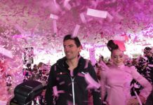 Team Sunweb - Tom Dumoulin - Huldiging - Confetti blog 600x400