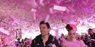 Team Sunweb - Tom Dumoulin - Huldiging - Confetti blog 600x400