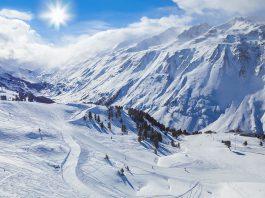 Met Pasen op wintersport