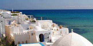 Tunisie vue