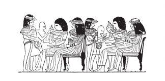 Oude Egyptische gewoonten 5