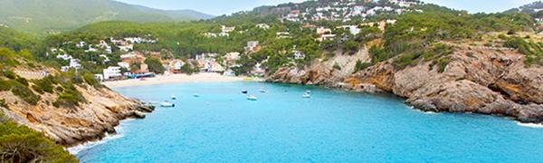 Ibiza stranden