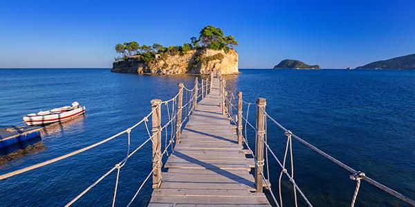 Cameo Island Griekenland
