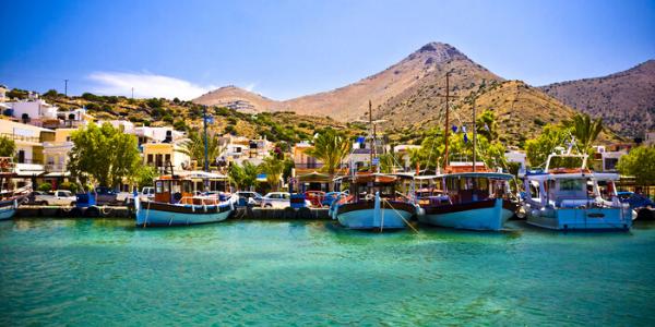 Kreta boten