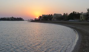 sundown egypt