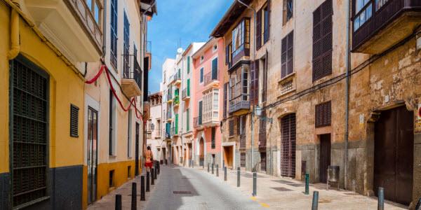 Steegjes Mallorca