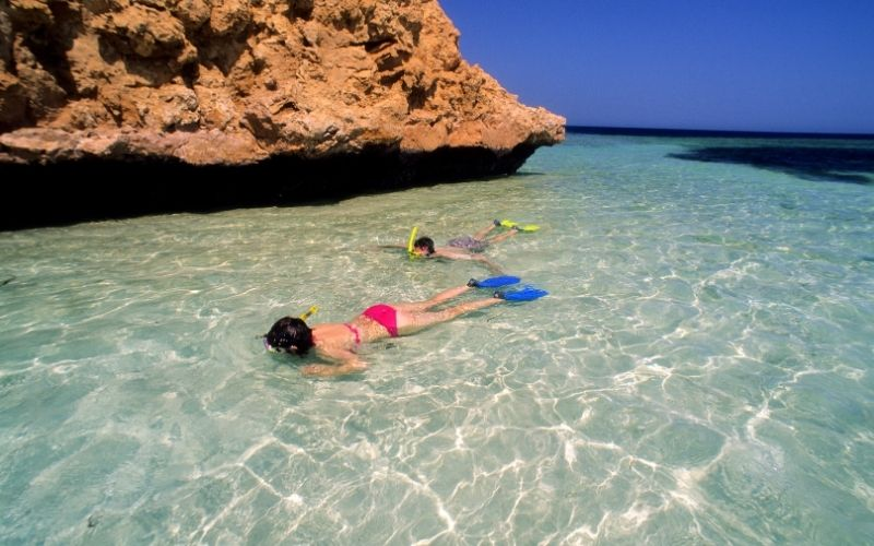 Snorkelen Egypte