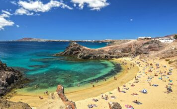 Strand Lanzarote