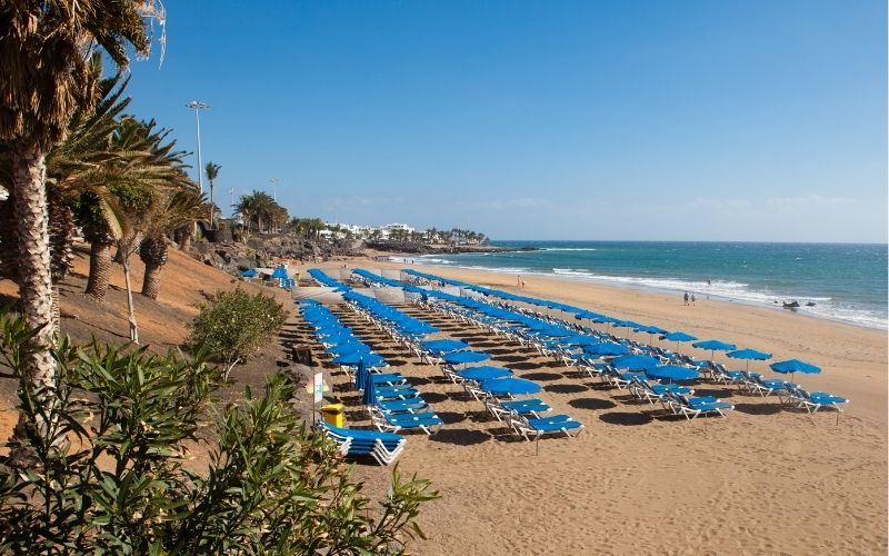 Vakantie Sunweb Lanzarote
