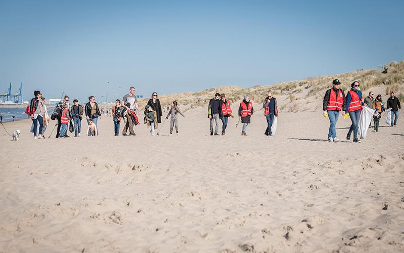 Eneco Clean Beach Cup