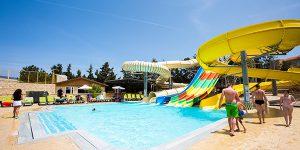 Familienurlaub Hotel Wasserrutsche Pool