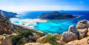 Balos Beach, Kreta Griechenland