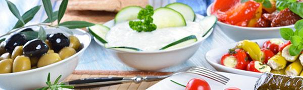 grekisk snabbmat