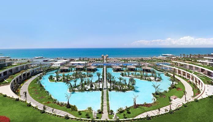 Lyx hotell Maxx Royal Belek Golf Resort