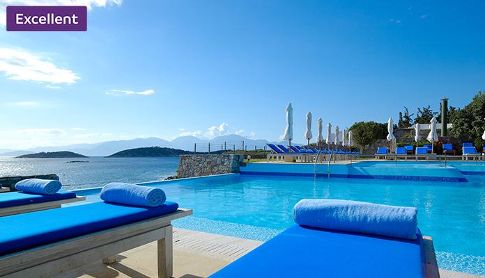 Lyxhotell St Nicolas Bay Resort Hotel & Villas