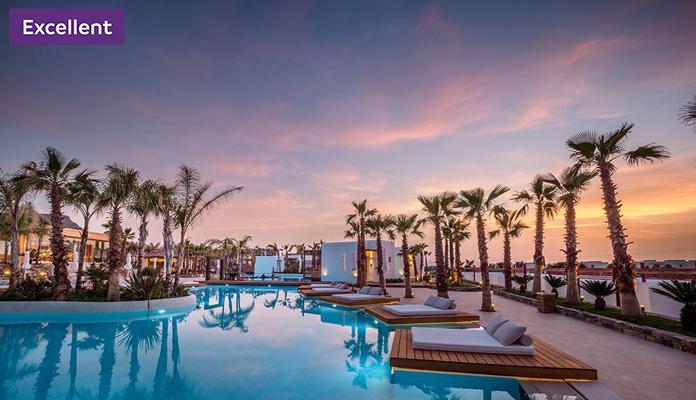 Lyxhotell Stella Island Resort & Spa