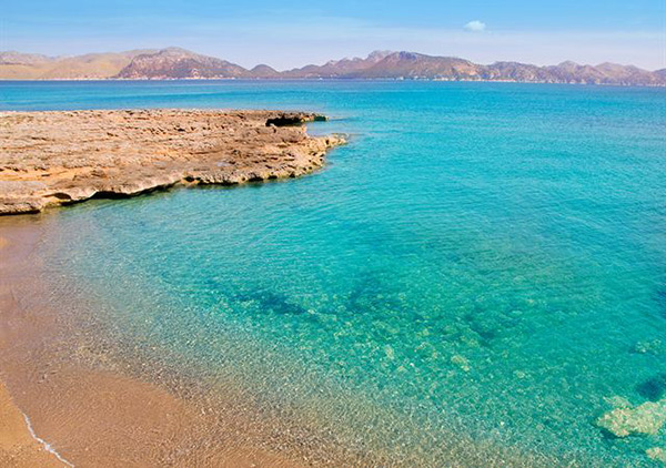 Alcudia à Majorque