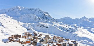 station val thorens