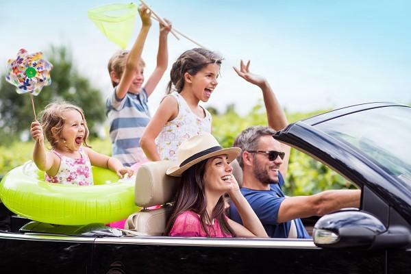 Excursion en famille