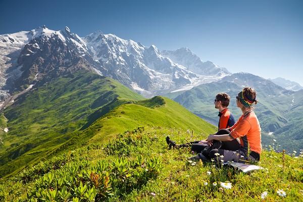 la montagne l'été, des paysages à couper le souffle