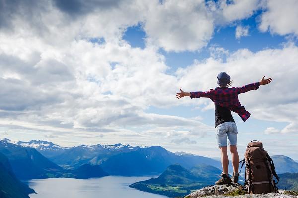 La montagne l'été, un bol d'air frais