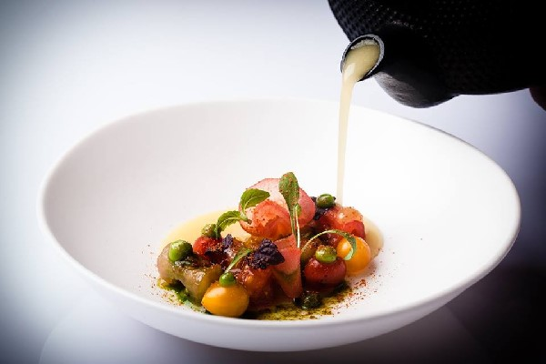 restaurant de Dani Garcia 2* au Michelin