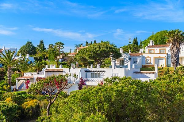 Architecture typique Algarve