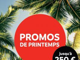 PROMOS DE PRINTEMPS