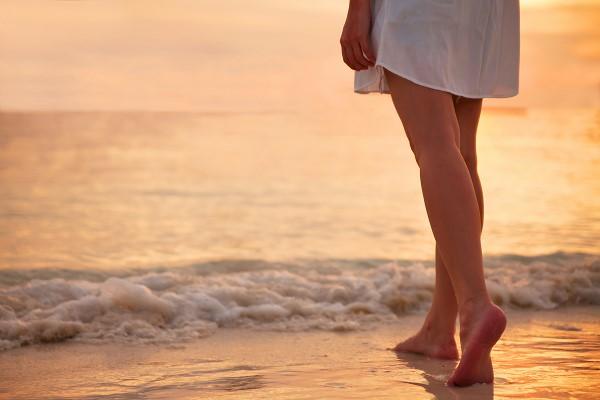 Séjours pieds dans leau
