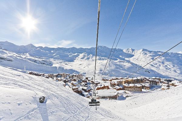 Pistes de ski Val Thorens