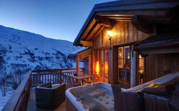 Séjour ski tout compris chalet