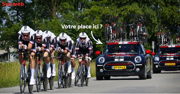 Journée VIP Tour de France