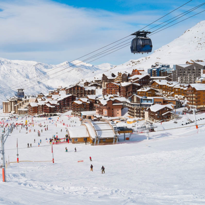 Séjour ski tout compris Val Thorens