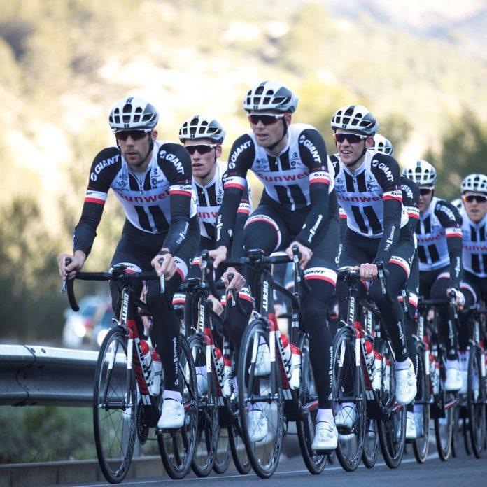 Tour de France Equipe Team Sunweb