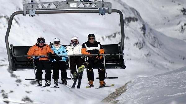 Séjours ski groupe