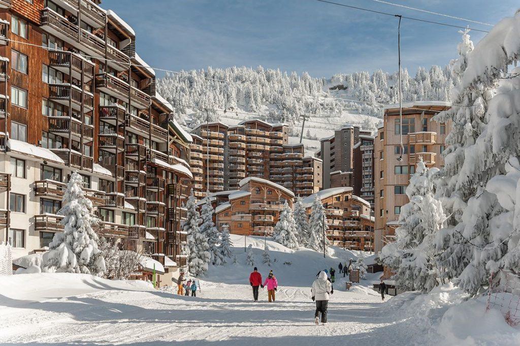 Séjour ski tout compris pas cher Avoriaz