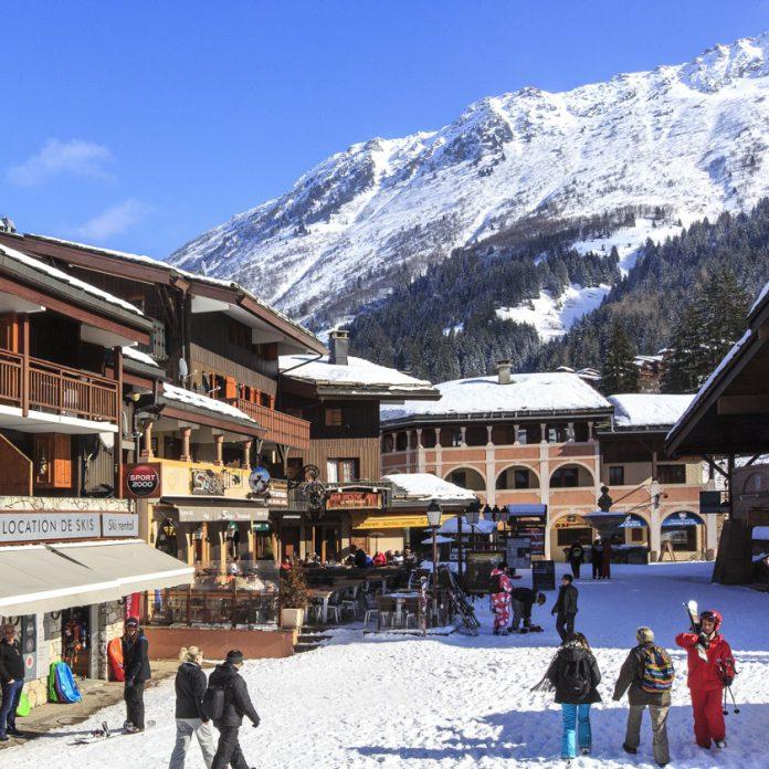 Stations de ski pietonnes
