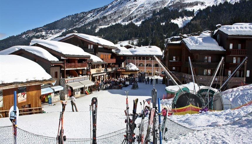Séjours ski tout compris pas cher Valmorel
